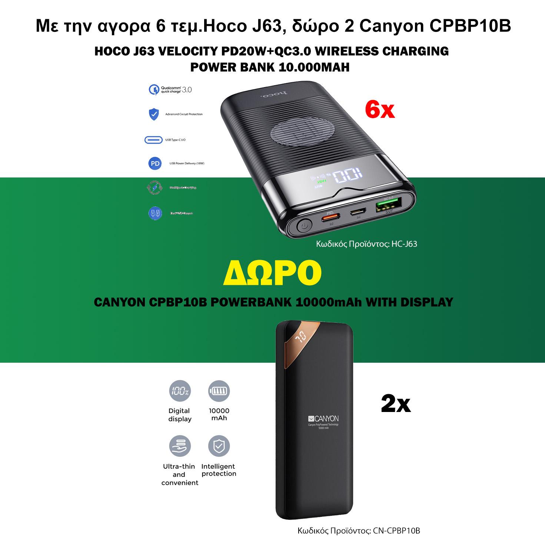 Hoco Powerbank offer