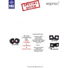 ΠΡΟΣΦΟΡΑ APPROX ΗΧΕΙΑ AP-SPA01 + ΔΩΡΟ