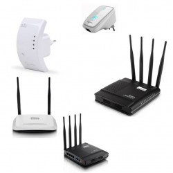 ACCESS POINTS/ROUTERS/REPEATERS