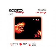 APPROX GAMING MOUSEPAD X1 250x210x3 mm