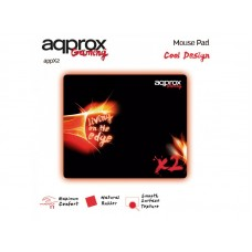 APPROX GAMING MOUSEPAD X2 320x270x3 mm
