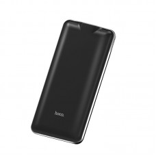 HOCO J39 QUICK ENERGY POWERBANK 10000mAh PD+QC3, ΜΑΥΡΟ