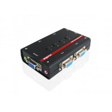 APPROX KVM SWITCH 4 PC