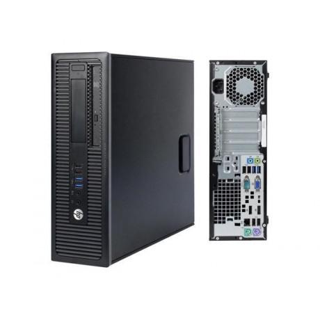 REF HP 800 G1 SFF I5-4670T, 8GB, 500GB, GRADE A+