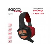 APPROX GAMING HEADSET APPGH10 USB & LED