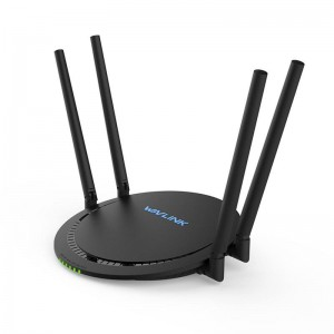 WAVLINK WL-QUANTUM-S4 N300 Wireless Smart Wi-Fi Router with Touchlink - WN530N2