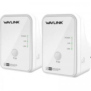 WAVLINK WL-NWP502M2 AV 500Mbps Mini PowerLine Extender