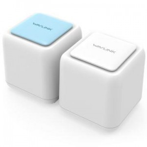 WAVLINK WL-HALO-BASE2 AC1200 MESH WIFI Router 2-Pack DUAL BAND