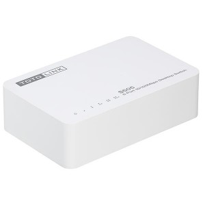 TOTOLINK 5-Port 10/100Mbps Desktop Switch