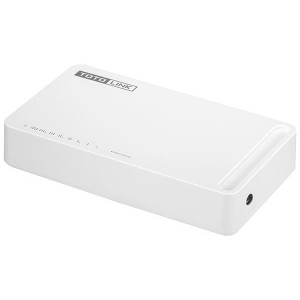 TOTOLINK 8-Port Gigabit  Desktop Switch