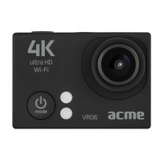 ACME ULTRA HD 4K ACTION CAMERA ΜΕ Wi-Fi