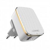 LDNIO A1204Q ΦΟΡΤΙΣΤΗΣ QC3.0 1 PORT + 1M MICRO USB CABLE
