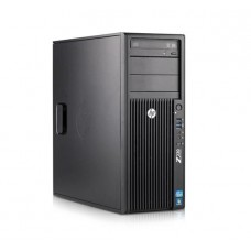 REF WORKSTATION HP Z220 TOWER, E3-1245V2 / 16GB / 250GB / DVD-RW GRADE A+