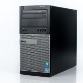 REF DELL 9010 TOWER, i5 3470, 4GB, 500GB GRADE A+