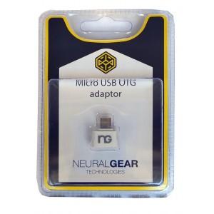 NG ΑΝΤΑΠΤΟΡΑΣ MICRO USB OTG, BLISTER