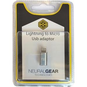 NG ΑΝΤΑΠΤΟΡΑΣ LIGHTNING (αρσενικό) σε υποδοχή MICRO USB (θυληκό), BLISTER