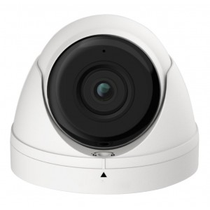 NG H.265 2MP DOME IP CAMERA WITH PIR MOTION DETECTION, 2,8mm, POE