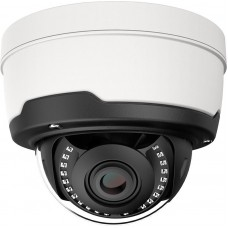 NG H.265 2MP VANDAL PROOF DOME, VARIFOCAL 2,8mm - 12mm, POE, 25fps