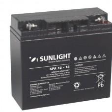 SUNLIGHT BATTERY 12V 18AH