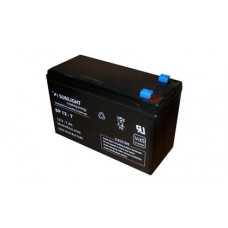 SUNLIGHT BATTERY  12V 7AH