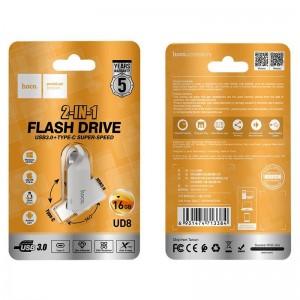 HOCO UD8 SMART TYPE-C USB DRIVE(16GB)