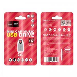 HOCO UD9 INSIGHTFUL SMART MINI CAR MUSIC USB DRIVE(16GB)