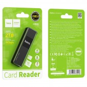HOCO HB20 MINDFUL 2-IN-1CARD READER(USB3.0)