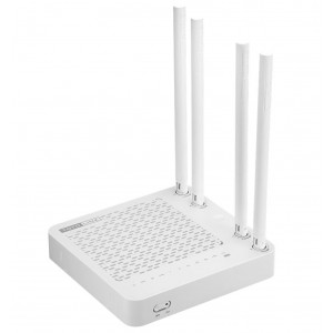 TOTOLINK A702R AC1200 Dual Band Gigabit WiFi Router, Beamforming
