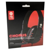 NG CHORUS STEREO HEADSET WITH MICROPHONE