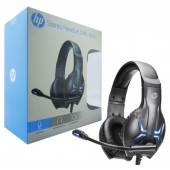 HP  ΑΚΟΥΣΤΙΚΑ DHE-8001 USB+3.5 headphone with LED