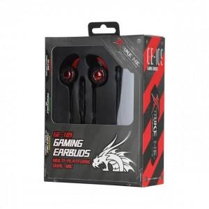 XTRIKE-ME GE-109 STEREO GAMING EARBUDS