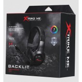 XTRIKE HP-311 WIRED GAMING HEADPHONE