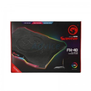 MARVO FN40 LAPTOP COOLER COOLING PAD