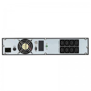 TECNOWARE ON-LINE UPS 2400VA, PF 0.9 RACK-TOWER