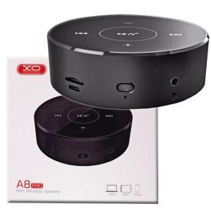 ΗΧΕΙΟ XO A8 Pro Bluetooth ΗΧΕΙΟ ΜΕ TOUCH CONTROL, ΜΑΥΡΟ