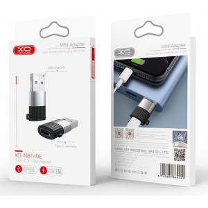 XO NB149-E ΑΝΤΑΠΤΟΡΑΣ TYPE C TO USB2.0