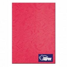 ΟΠΙΣΘΟΦΥΛΛΑ ΒΙΒΛΙΟΔΕΣΙΑΣ LEATHER COVER A4 240mic  ΚΟΚΚΙΝΟ