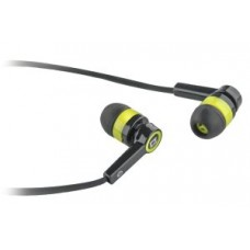 DEFENDER EARPHONES PULSE 420 BLACK & YELLOW