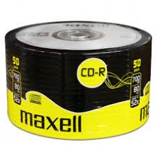 CD-R MAXELL 50αδα 80XL  52X