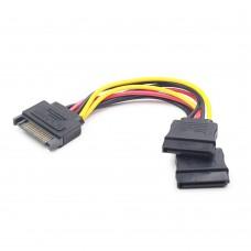 ΚΑΛΩΔΙΟ GEMBIRD SATA power splitter cable, 0.15 m