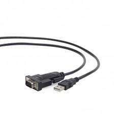 CABLEXPERT ΚΑΛΩΔΙΟ ΜΕΤΑΤΡΟΠΗΣ USB ΣΕ DB9M SERIAL PORT 1.5m