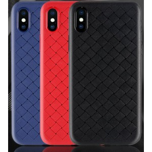 WK RAYKE ΘΗΚΗ iPHONE X BLACK