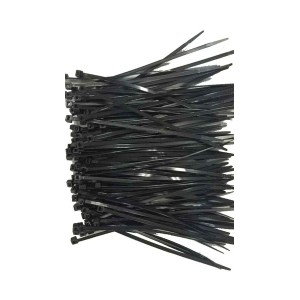 ΔΕΜΑΤΙΚΑ Nylon cable ties, 150 x 3.6 mm, UV resistant