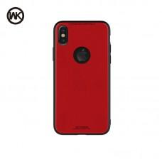 WK AZURE STONE MACAROON SERIES ΘΗΚΗ iPHONE 7 RED