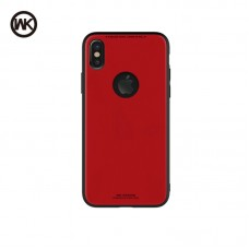 WK AZURE STONE MACAROON SERIES ΘΗΚΗ iPHONE 8 RED