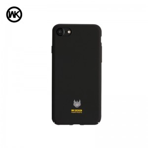 WK CLASSIC ΘΗΚΗ iPHONE 6/6S PLUS BLACK