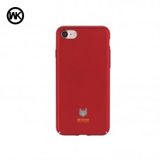 WK CLASSIC ΘΗΚΗ iPHONE 7 / 8 RED