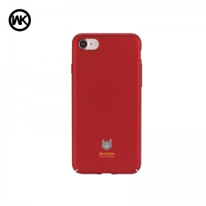 WK CLASSIC ΘΗΚΗ iPHONE 7 / 8 RED