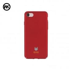 WK CLASSIC ΘΗΚΗ iPHONE 7+/8+ RED