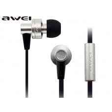 AWEI ES-900I WIRED IN-EAR EARPHONES WITH MIC ΑΣΗΜΙ